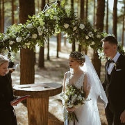 ceremony, floral arch - Planned To Perfection