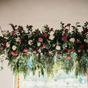 floral decor - Planned To Perfection
