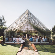 ceremony outside - Rosemary Hill