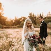bouquets, bride and groom, bride and groom, bride and groom - Rosemary Hill