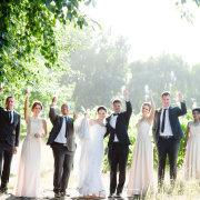 bridal party, wedding party - Santé Wellness Retreat & Spa