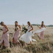 bride and bridesmaids - Santé Wellness Retreat & Spa
