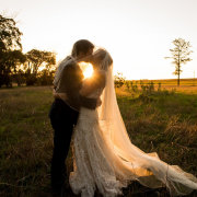 bride and groom, bride and groom, bride and groom, kiss, kiss, kiss - Santé Wellness Retreat & Spa
