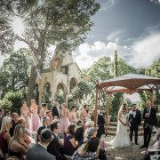 outdoor ceremony - Shepstone Gardens