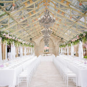 chandeliers, floral decor, hanging floral - Shepstone Gardens