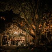 outdoor reception - Shepstone Gardens