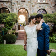 bride and groom, bride and groom, embroidery, wedding dresses, wedding dresses - Shepstone Gardens