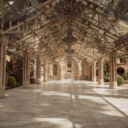 Shepstone Gardens and The Great Hall