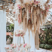 hanging decor, hanging florals - Shepstone Gardens
