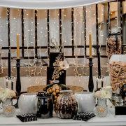candy station, dessert station, fairy lights - Sweet Joy