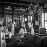 bridal party - The Hout Bay Manor