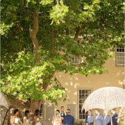 outdoor ceremony - The Hout Bay Manor