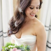hair, makeup - The Mosaic Wedding Company