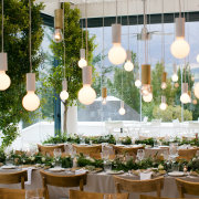 decor, lighting - The Mosaic Wedding Company