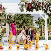 indian wedding, traditional wedding - The Mosaic Wedding Company