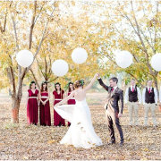 bridal party - The Nutcracker Country Venue