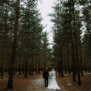 bride and groom, bride and groom, forest weddings - The Range Function & Conference Venue
