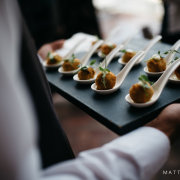 canapes, catering - Webersburg