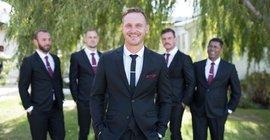 Wedding Bells Suit Hire