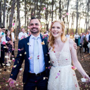 bride and groom, bride and groom, bride and groom, confetti, suits, suits, suits, suits, suits, suits, suits, wedding dresses, wedding dresses, wedding dresses, wedding dresses - Winery Road Forest