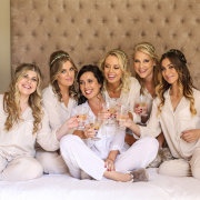 bride and bridesmaids - Zandri Du Preez Photography