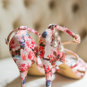 bridal shoes - Zandri Du Preez Photography