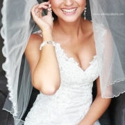 veil, wedding dress - Didi Couture