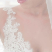 lace, wedding dress - Didi Couture