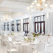 chairs, decor, flowers, table setting, kzn venues - The Oyster Box