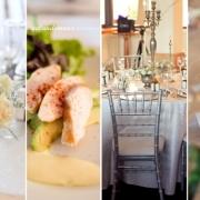 centrepiece, decor, food, white, decorative pieces