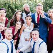 bridal party - One Fine Day