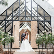 bride and groom, bride and groom, kiss, kiss, wedding venues - One Fine Day