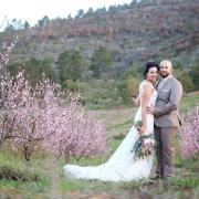 bouquet, bride, groom - Oppie Plaas Venue