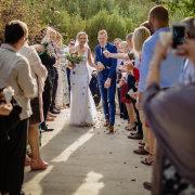 bride, ceremony, groom - Oppie Plaas Venue