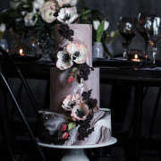wedding cakes - The Turquoise Squirrel Patisserie