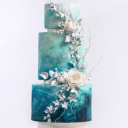 cake - The Turquoise Squirrel Patisserie