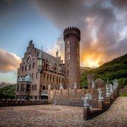 castle, venue - The Lichtenstein Castle