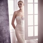 beaded, wedding dresses - ENZOANI
