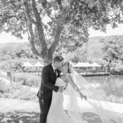 bride and groom, bride and groom, kiss, kiss, veil, veils - Smoorverlief Bridal