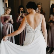 open back wedding dress, wedding dresses, wedding dresses, wedding gowns - Smoorverlief Bridal
