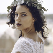 flower crown, hair and makeup, hair and makeup, hair and makeup, hair and makeup, hair and makeup - Anchor & Rose