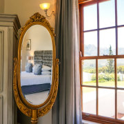 accommodation, accommodation, bedroom, mirror