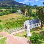 mountain, wine farm