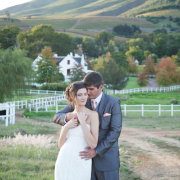 bride and groom, countryside, bride and groom, fave stellenbosch venues - Zorgvliet