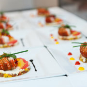 canapes, catering - Zorgvliet