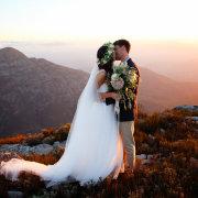 bride and groom, bride and groom, kiss, kiss - Cathé Pienaar Photography