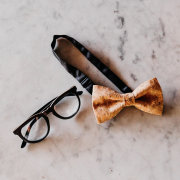 grooms accessories - Ivory and Salt