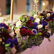 roses, table decor, table decor - Chez Charlene