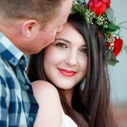 flower crowns, headpiece - VlakVark Productions