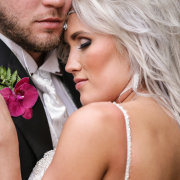 boutenierre, bride and groom, bride and groom - VlakVark Productions